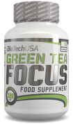 Green Tea Focus (BioTech USA), 90 капс