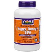 Super Omega EPA (NOW Foods), 120 капс.