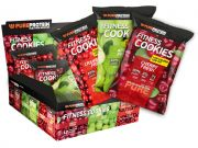 Fitness Cookies Multibox (PureProtein), 3 вкуса по 4 уп.