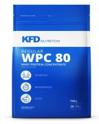 Regular WPC 80 (KFD Nutrition), 750 г