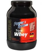 Triple Whey Protein (Power System), 1кг