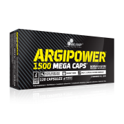 Argi Power 1500 Mega Caps (Olimp), 120 капс.