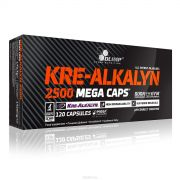 Kre-Alkalyn 2500 Mega Caps (Olimp), 120 капс.