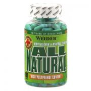 All Natural (Weider), 180 капс