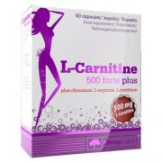 L-carnitine 500 forte plus (Olimp), 60 капс.