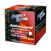 Amino Liquid 11500 mg Protein (Power System), 20 амп по 25 мл