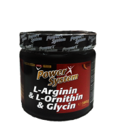 L-Arginin & L-Ornithin & Glycin (Power System), 360 гр