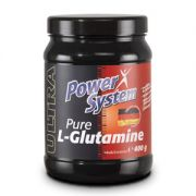 Pure L-Glutamine (Power System), 400 гр