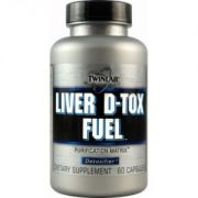Liver D-Tox Fuel (Twinlab), 60 капс.
