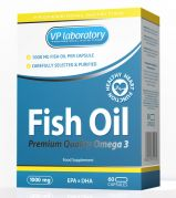 Fish Oil (VP laboratory), 60 капс.