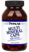 Multi Mineral Caps (Twinlab), 180 капс