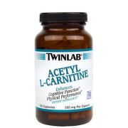 Acetyl L-Carnitine (Twinlab), 120 капс.