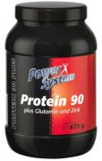 Protein 90 Plus Glutamin und Zink (Power System), 675 гр