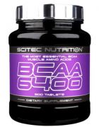 BCAA 6400 (Scitec Nutrition), 125 таб