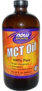MCT Oil (NOW), 950 мл
