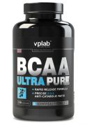 BCAA Ultra Pure (VP laboratory), 120 капс.