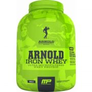 Iron Whey (Arnold Series), 910 г