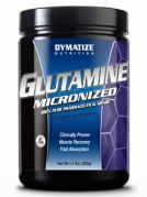 Glutamine Micronized (Dymatize Nutrition), 500 гр