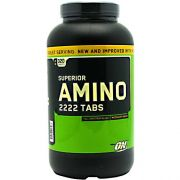Superior Amino 2222 Tabs (Optimum Nutrition), 160 таб