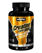 Creatine Caps 1000 (Maxler), 100 капс