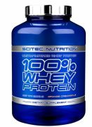 100% Whey Protein (Scitec Nutrition), 2350 г
