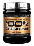 100% Creatine (Scitec Nutrition), 100 г