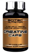 Creatine Caps (Scitec Nutrition), 120 капс.
