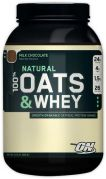 100% Natural Oats & Whey (Optimum Nutrition), 1,36 кг