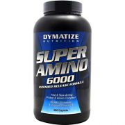 Super Amino 6000 (Dymatize Nutrition), 180 капс