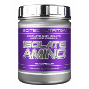 Isolate Amino (Scitec Nutrition), 250 капс
