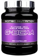 G-BCAA (Scitec Nutrition), 250 капс