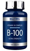 B-100 (Scitec Nutrition), 100 таб