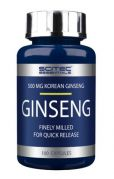 Ginseng (Scitec Nutrition), 100 таб
