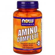 Amino Complete (NOW), 120 капс.