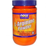 L-Arginine Powder (NOW), 454 г