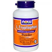 L-Tryptophan Powder (NOW), 57 г