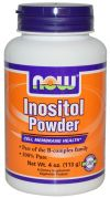 Inositol Powder (NOW), 113 гр