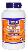 Candida Support (NOW), 90 капс