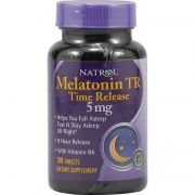 Melatonin TR Time Release 5 mg (Natrol), 100 таб