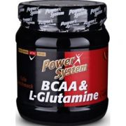 BCAA & L-Glutamine (Power System), 450 г